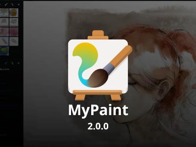 MyPaint 2.0.0